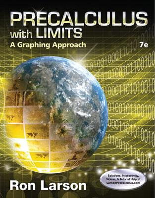Calculus Solutions Precalculus Solutions